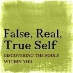 False Real True Self