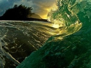 Wave in Light