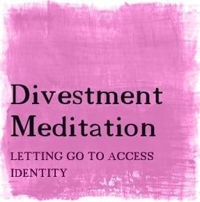 Divestment Meditation