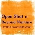 Open Shut 1 Beyond Nurture
