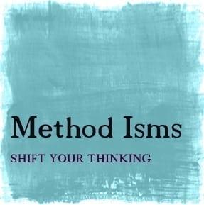 Method-Isms