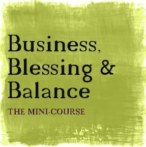 Business-Blessing-Balance