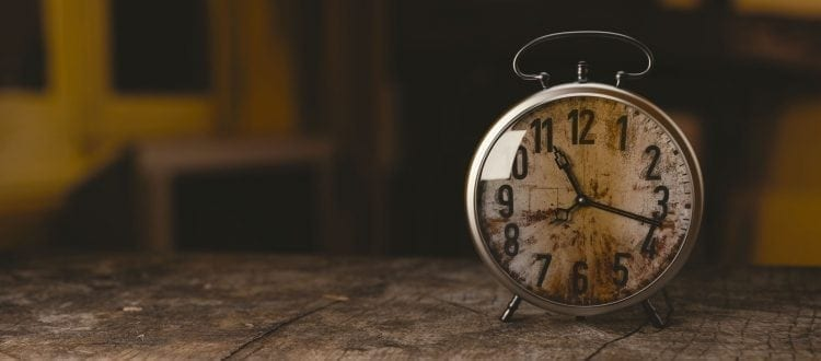 Clock- Wishing Time Away