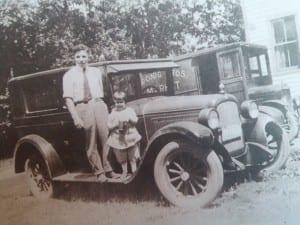 My Grandfather on Martha's Vineyard 1926